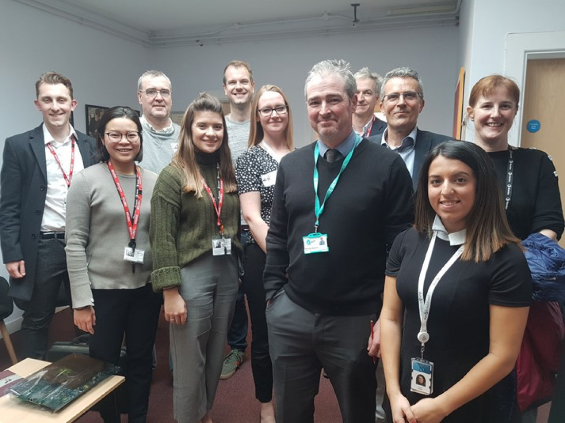 'First Steps' Careers Day at Bourne End Academy