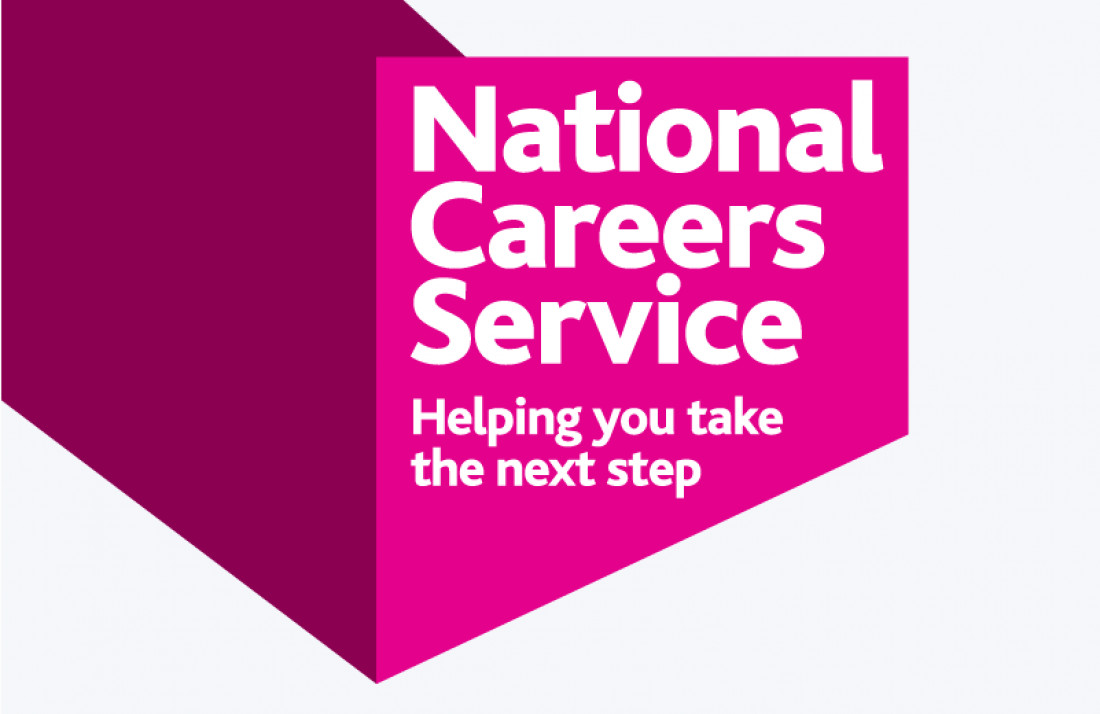 Book a call with the National Careers Service